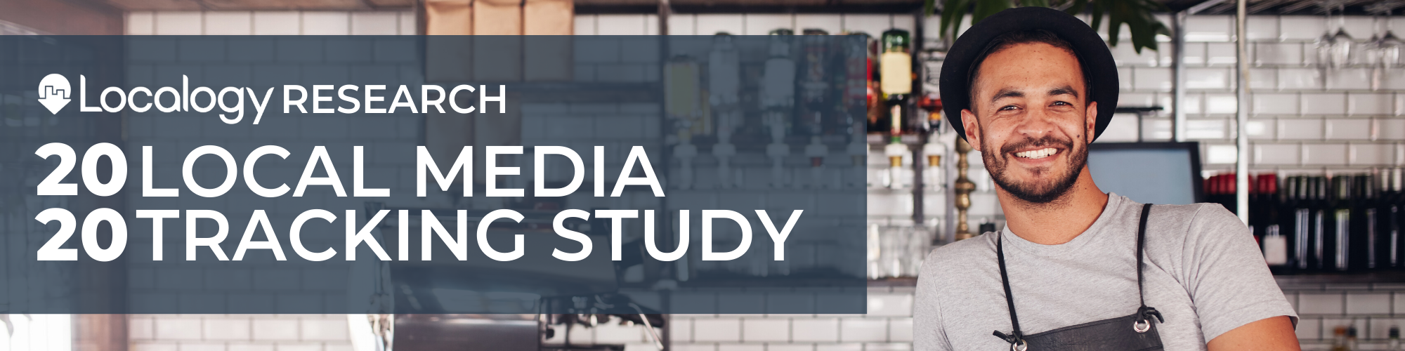 2020 Local Media Tracking Study Landing Page Banner
