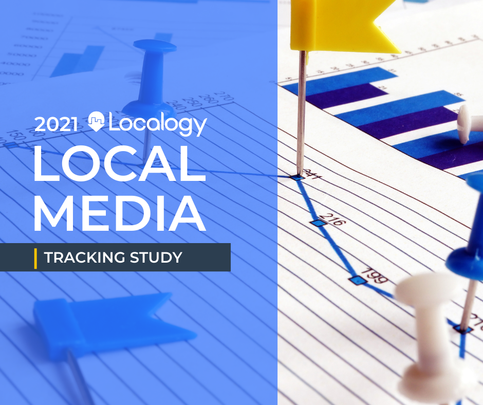 Localogy local Media Tracking Study FB POST