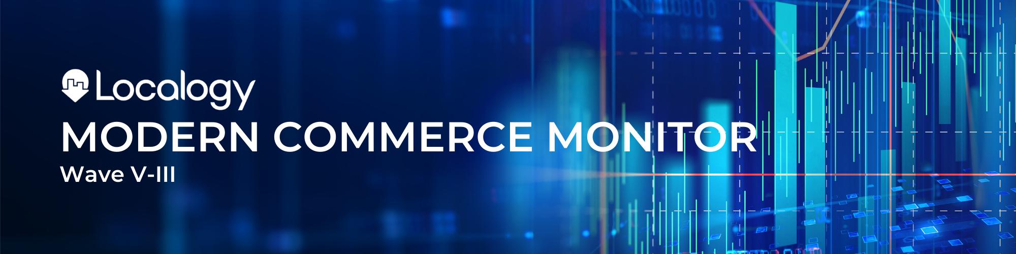 Website Banner - Modern Commerce Monitor Wave V-III